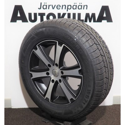 Spath SP36 + Petlas 265 / 60R18
