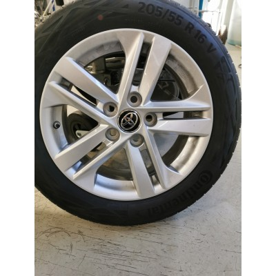 205/55r16 Continental Contact 6